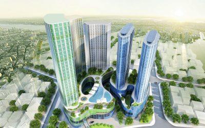Khu phức hợp nghỉ dưỡng kết hợp khách sạn tại Nha Trang