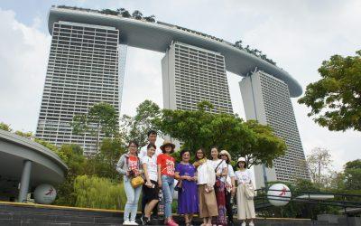 SDESIGN THAM QUAN – HỌC TẬP TẠI SINGAPORE THÁNG 11.2019