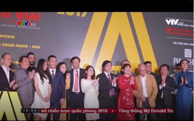 LỄ TRAO GIẢI ASHUI AWARDS 2017