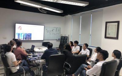 Tháng 6/2019: Tiếp cận nhà thầu cho dự án mới
