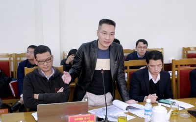 SDesign Cho ý kiến về dự thảo quy hoạch chung xây dựng khu vực phía nam huyện Hoành Bồ