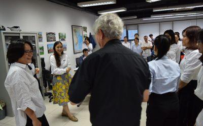 Tập thể SDesign tổ chức 20.10 cho cán bộ nhân viên nữ công ty